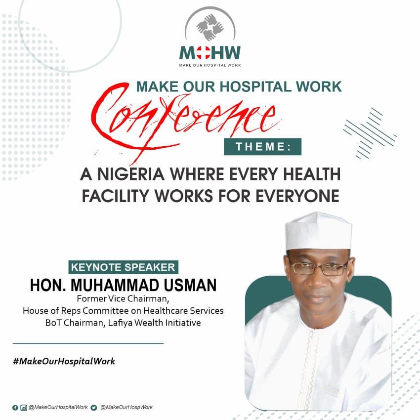 MOHW Conference - 15 June - Muhammad Usman