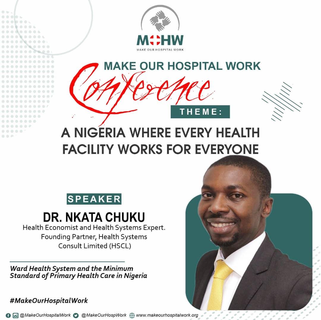 MOHW Conference - 15 June - Nkata Chuku